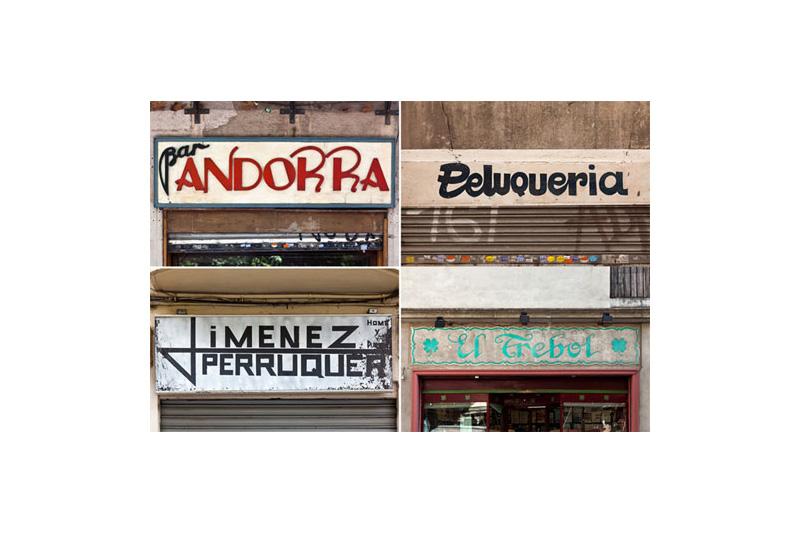 Stadtalphabet barcelona freundts wohnaccessoires for Shop wohnaccessoires