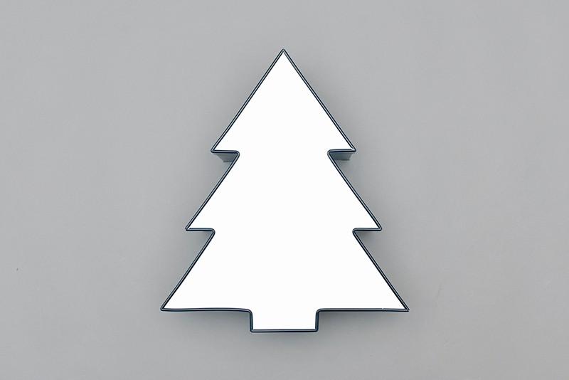 leucht weihnachtsbaum monochrom freundts wohnaccessoires. Black Bedroom Furniture Sets. Home Design Ideas