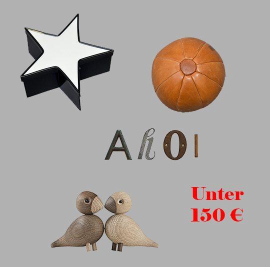 Unter 150 €