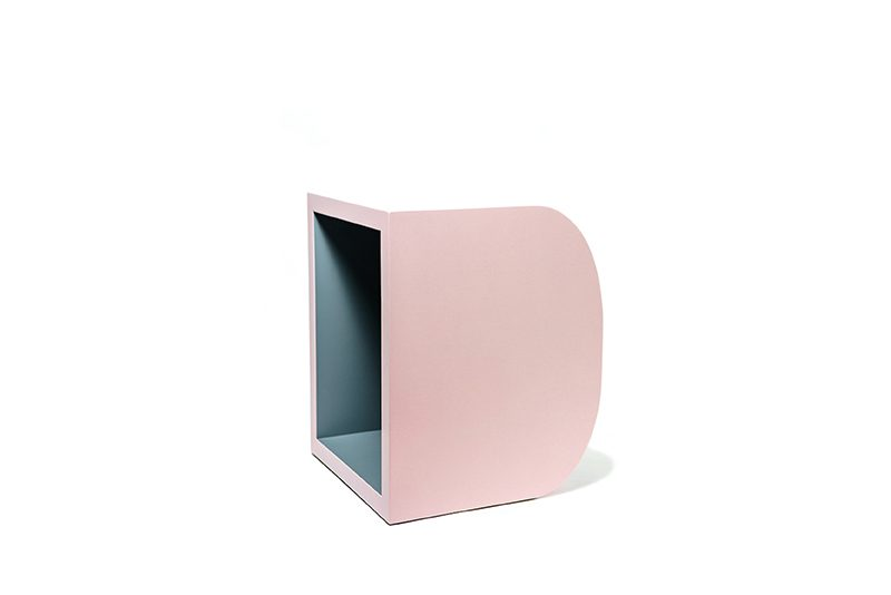 Buchstabenhocker D (250 Farben) | freundts wohnaccessoires